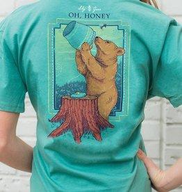 LG-Oh Honey-SS-Seafoam