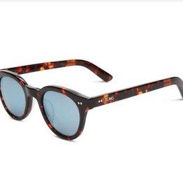 TOMS Fin Sunglasses - Whisky Tortoise