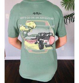 LG-Go on an Adventure-SS-Light Green