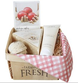 Apple Harvest Gift Basket