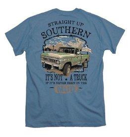SU-Mud Truck-SS-Heather Navy