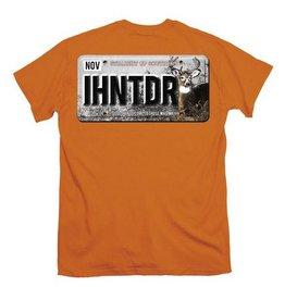 SU-Deer License-SS-Texas Orange