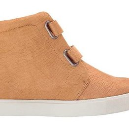 MATISSE Timberwolf Wedge Booties- Tan
