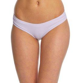 Sassy Pant Bikini Bottom- Bellflower