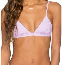 Bayside Bra Bikini Top- Bellflower