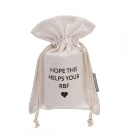 Canvas Bag- Helps RBF