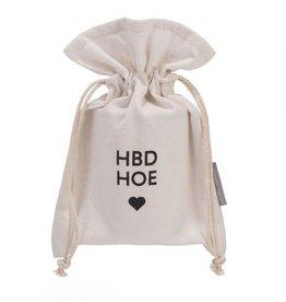 Canvas Bag- HBD Hoe