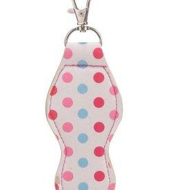Neoprene Lip Pocket- Dots