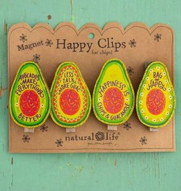 Magnet Happy Clips Avocado