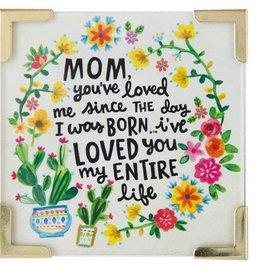 Corner Magnet Mom, I Love You