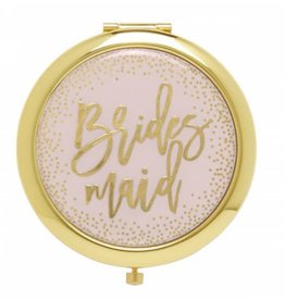 Bridesmaid Compact Mirror