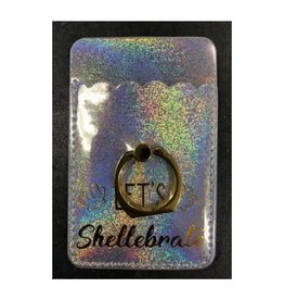 SIMPLY SOUTHERN Phone Sleeve Ring- Let's Shellebrate