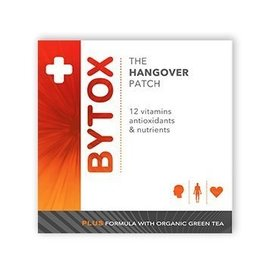 Bytox Hangover Remedy Patch