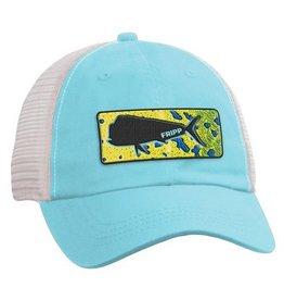 FF-Mahi Skin-Structured/Mesh Hat-Ocean-OS