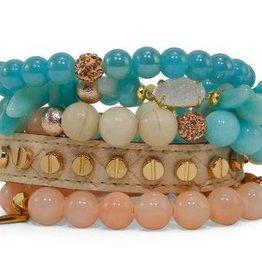 Erimish Stackable Bracelet Set - Brooke