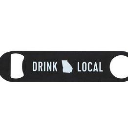 Georgia Bottle Opener - Black