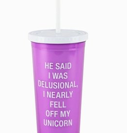Unicorn Drink Tumbler