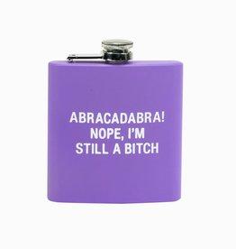 ABRACADABRA! Flask
