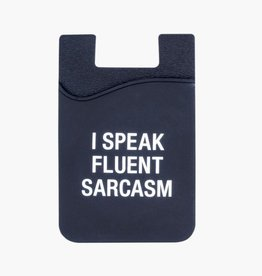 Sarcasm Phone Pocket