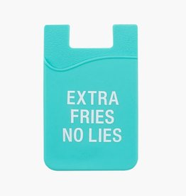 Extra Fries Phone Pocket