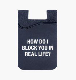 Real Life Phone Pocket