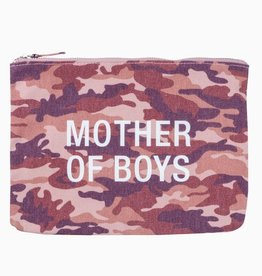 Mother Of Boys Cosmetic Bag