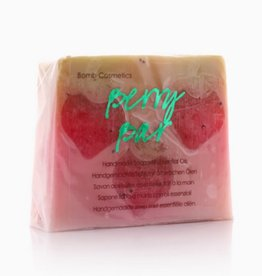 Berry Bar Sliced Soap