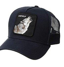 GOORIN BROS. Wolf Baseball Cap- Navy