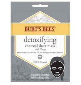 Detoxifying Charcoal Sheet Mask