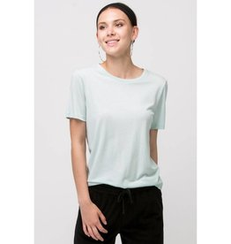 Just A Common Girl Top - Seafoam