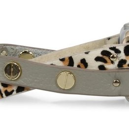 Erimish Skinnies Apple Watch Band - Leopard and Clay