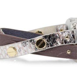 Erimish Skinnies Apple Watch Band - Mauve