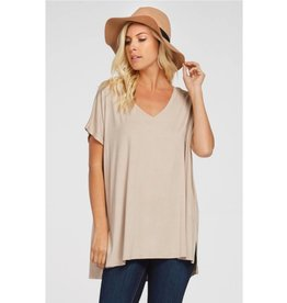 Imagine It Tunic - Taupe