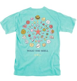 LG-What the Shell-SS-Chalky Mint