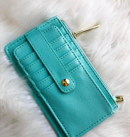 SS-Leather ID Wallet-Teal