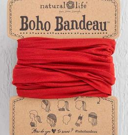 Boho Bandeau Solid Spice