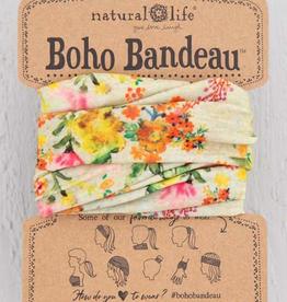 Boho Bandeau Sage Watercolor