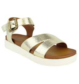 NOT RATED Carmel Strappy Sandal - Gold