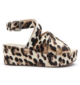 MATISSE Runaway Platform Sandal - Snow Leopard