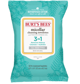 Facial Cleansing Towelettes - Micellar (30 Count)