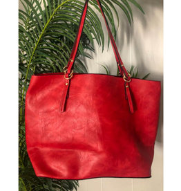 The Kim Tote - Red