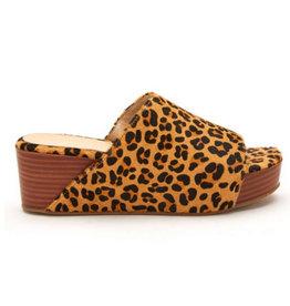 Matisse Freya Slip-On Wedge - Leopard