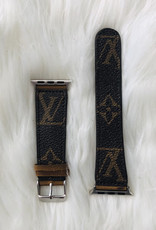 Upcycled LV Watch Band (38MM)