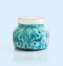 CAPRI BLUE Volcano Watercolor Petite Jar- 8OZ