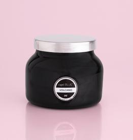 CAPRI BLUE Volcano Signature Black Petite Jar- 8OZ