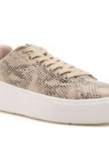 Free Spirit Platform Sneakers - Snake