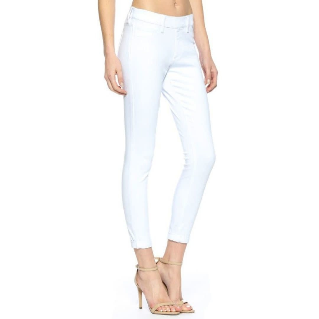 Into Your Mystery Pull On Skinny Jean - White