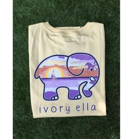 IVORY ELLA Fit Sail Away - Sunshine