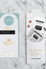 Thirst Aid Kit - Yaassss. You Did It.