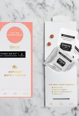 Thirst Aid Kit - Birthday Bottle Service